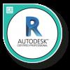 Logo Badge Certificazione Autodesk Revit